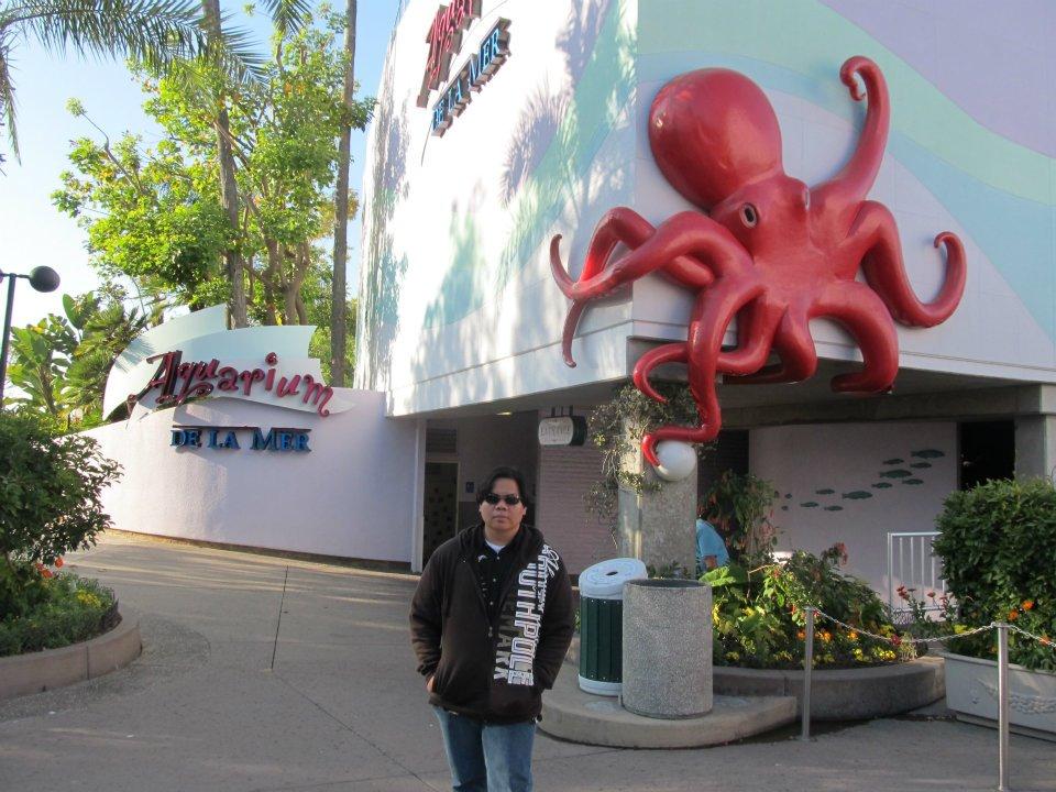 SeaWorld San Diego Aquarium de la Mer