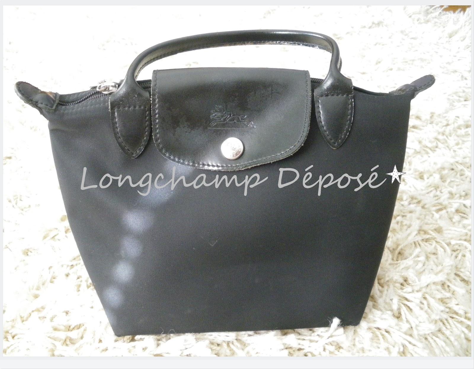 Myydään Longchamp Laukku : Powderroom myyd??n longchamp laukku