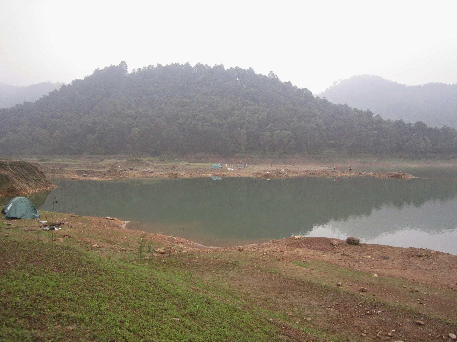 bf70214f6b Giới thiệu chi tiết về Hồ Hàm Lợn Sóc Sơn Hà Nội