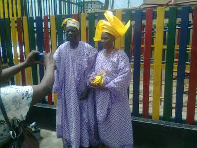 parent of baba ijesha