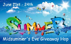 Winner- Midsummer's Eve Giveaway Hop!