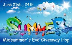 Midsummer's Eve Giveaway Hop!