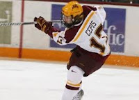 Jake Cepis of the Minnesota Gophers