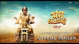 Action Hero Biju Movie Official Trailer 2016 _ Nivin Pauly, Anu Emmanuel