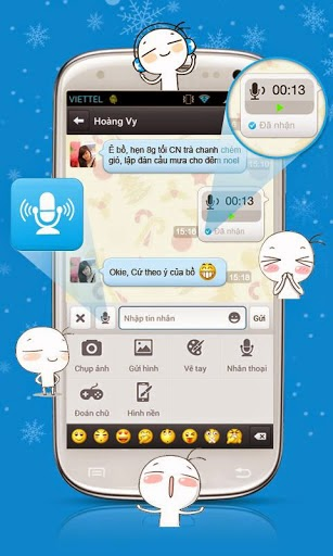 download zalo chat apk
