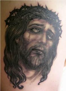 Jesus Tattoos, Tattooing
