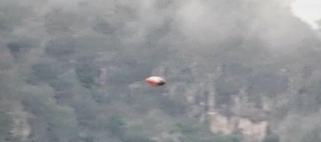 INCREIBLE OVNI EN TAXCO, MEXICO (VIDEO)