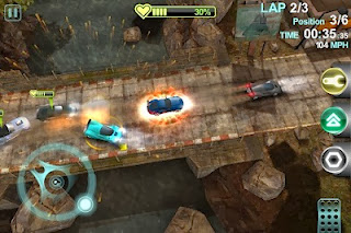 Game Android Blur Overdrive