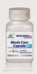 diasis care capsul green world