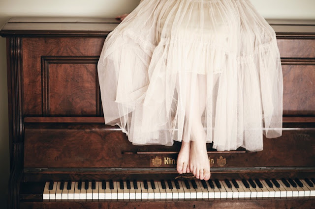 Ballet - Piano - Cool Chic Style Fashion