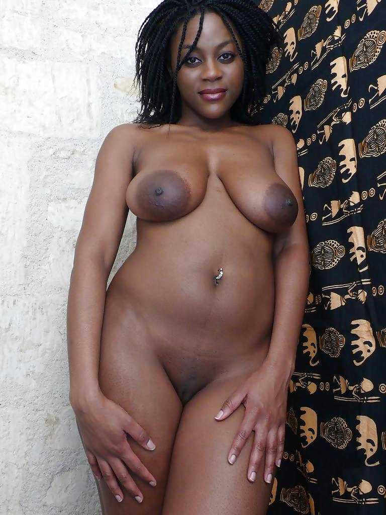 Mature Black Tits And Ass
