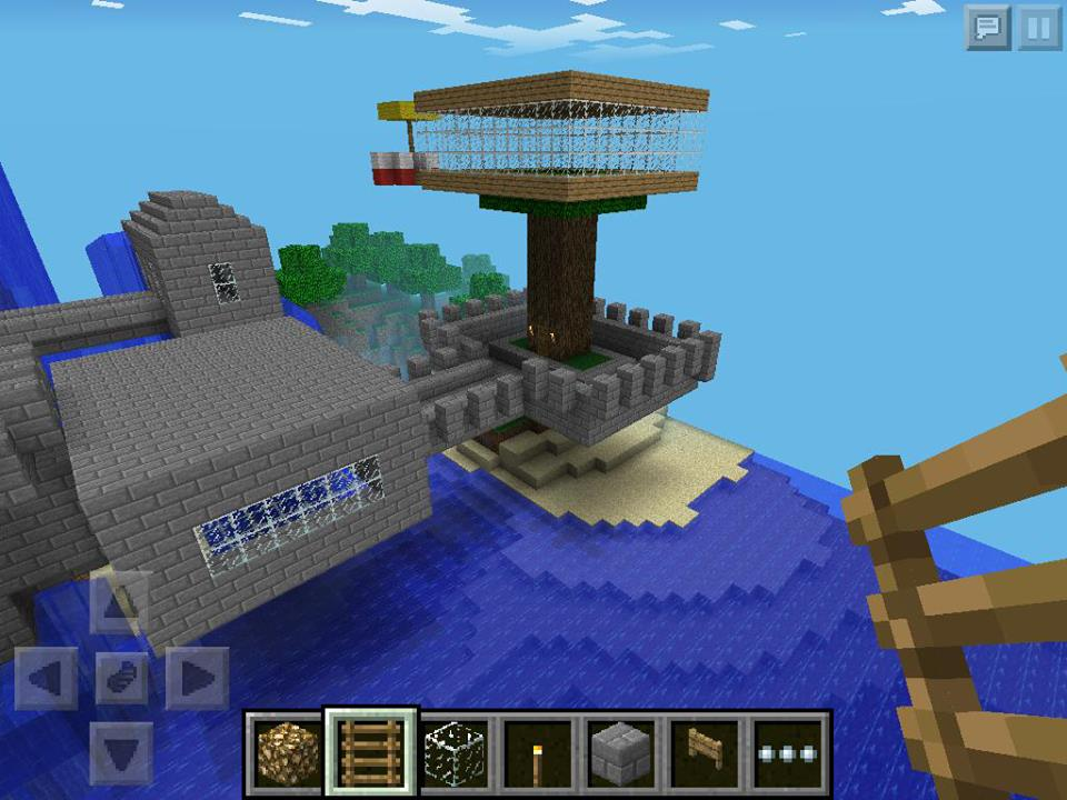 Casas na arvore casas arvore construcraft for Casas modernas minecraft 0 9 5