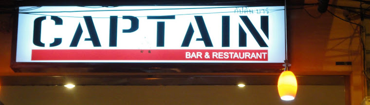 Captain Bar & Restaurant Pattaya