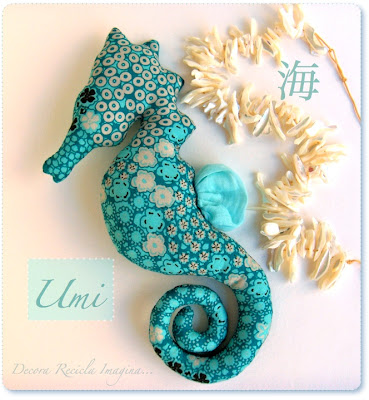 Umi the Sea Horse