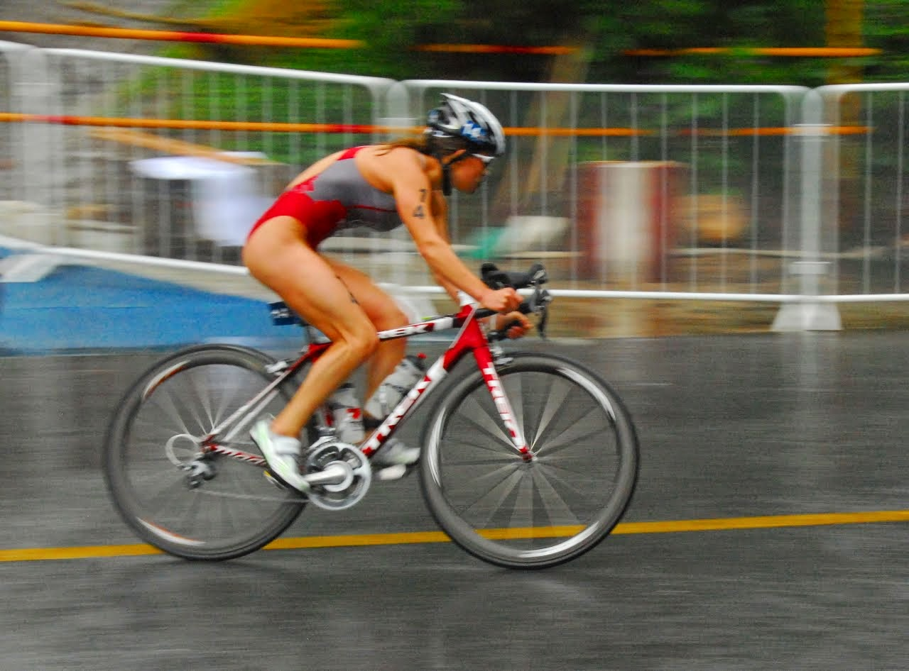 Canadian Triathlete