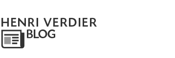 Henri Verdier Blog