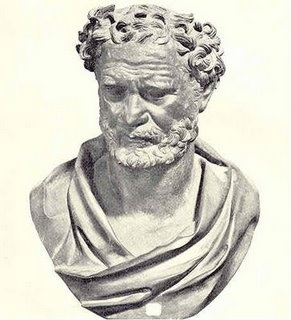 Democritus the philosopher