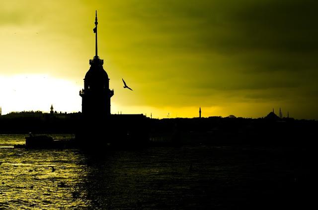 Murat TEKLE - Kız Kulesi Fotoğrafı