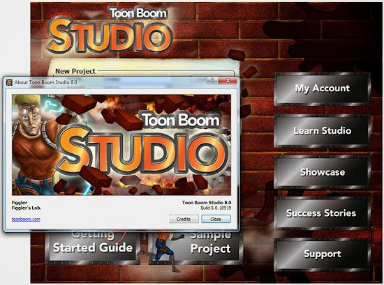 Toon Boom Studio 8.0 Cracked Free Download