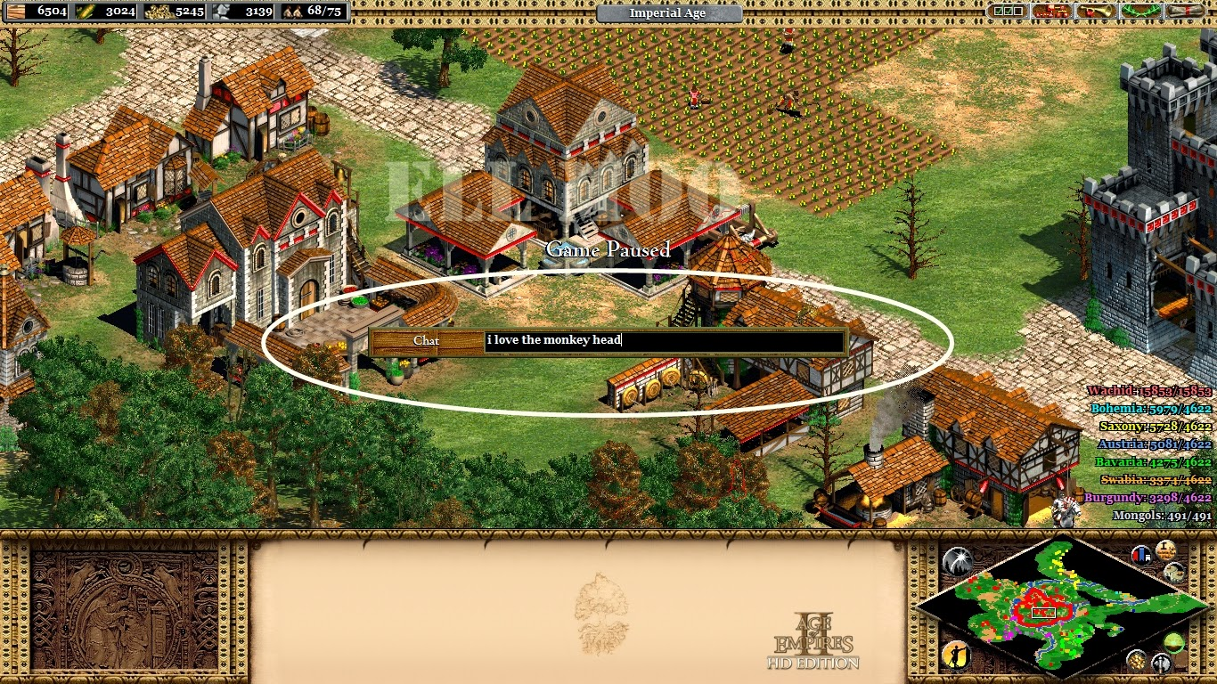 Fungsi VMDL di Age of Empires II: HD Edition