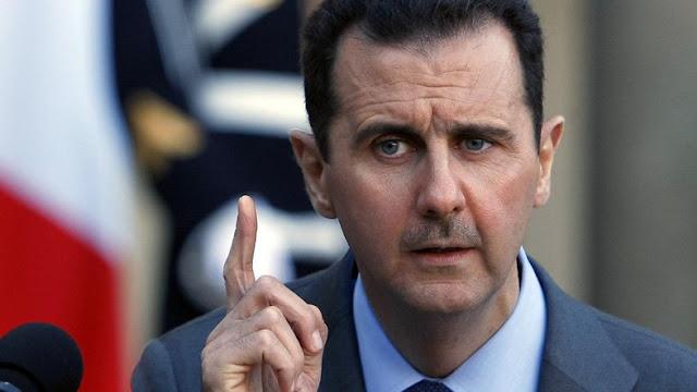 "Disebut Tukang Jagal, Assad Tuduh Prancis ""Mendukung Terorisme"""