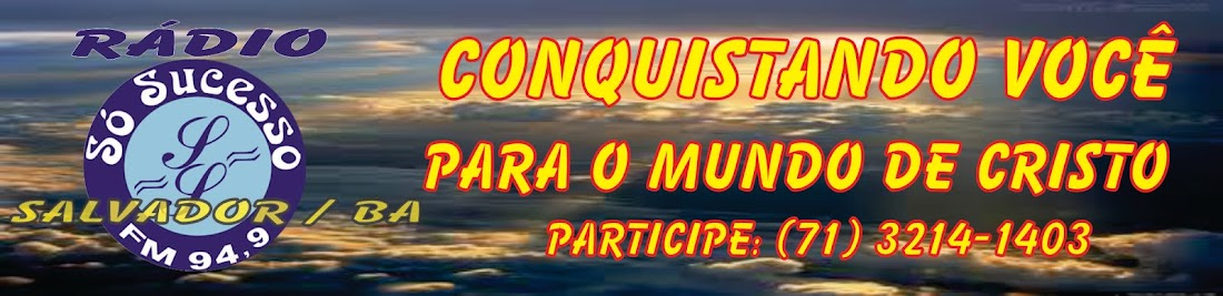 RADIO SOSUCESSO FM 94,9 - SALVADOR