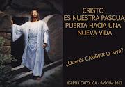 Pascua 2013: Los laicos salimos al encuentro de nuestros hermanos afiche pascua