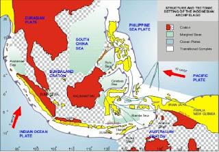 Struktur dan Tektonik Indonesia