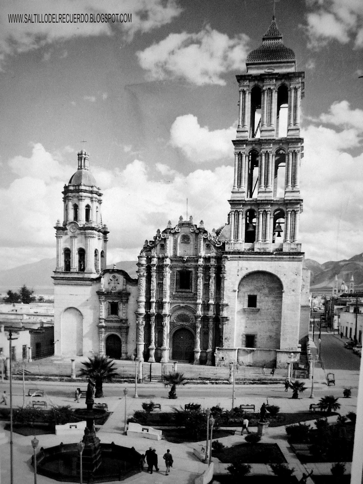 Saltillo del recuerdo la catedral de santiago for Ciudad santiago villas