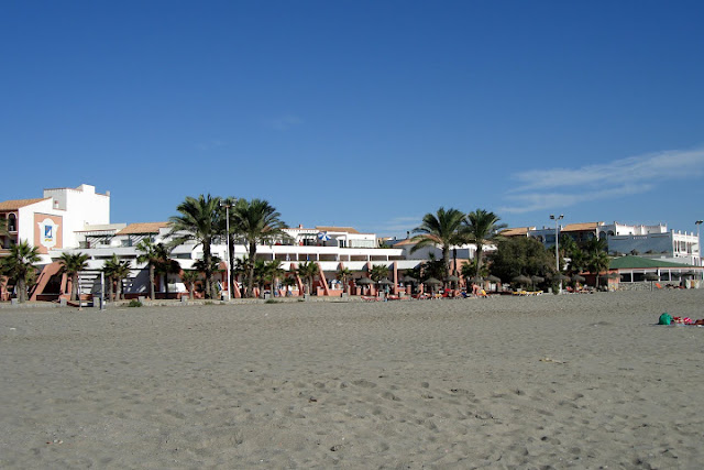 Almeria, Spain 2010. Vera Playa. Photo Raimo Oksala