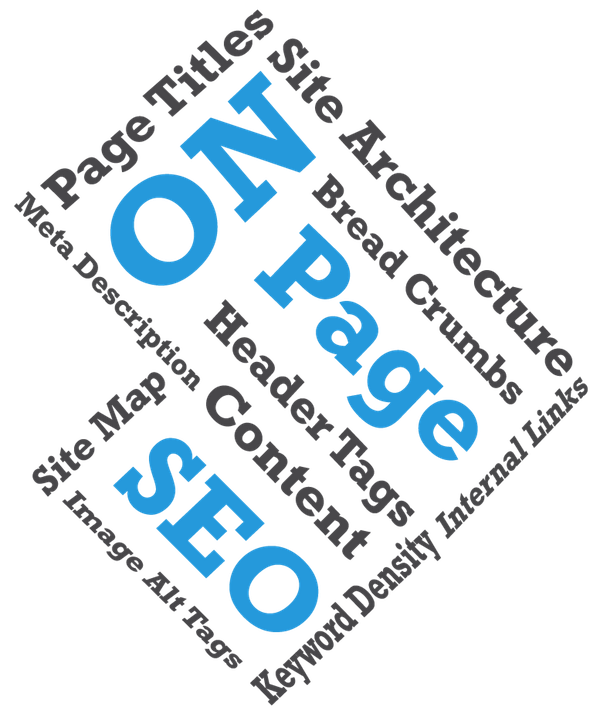 On Page Optimization Services
