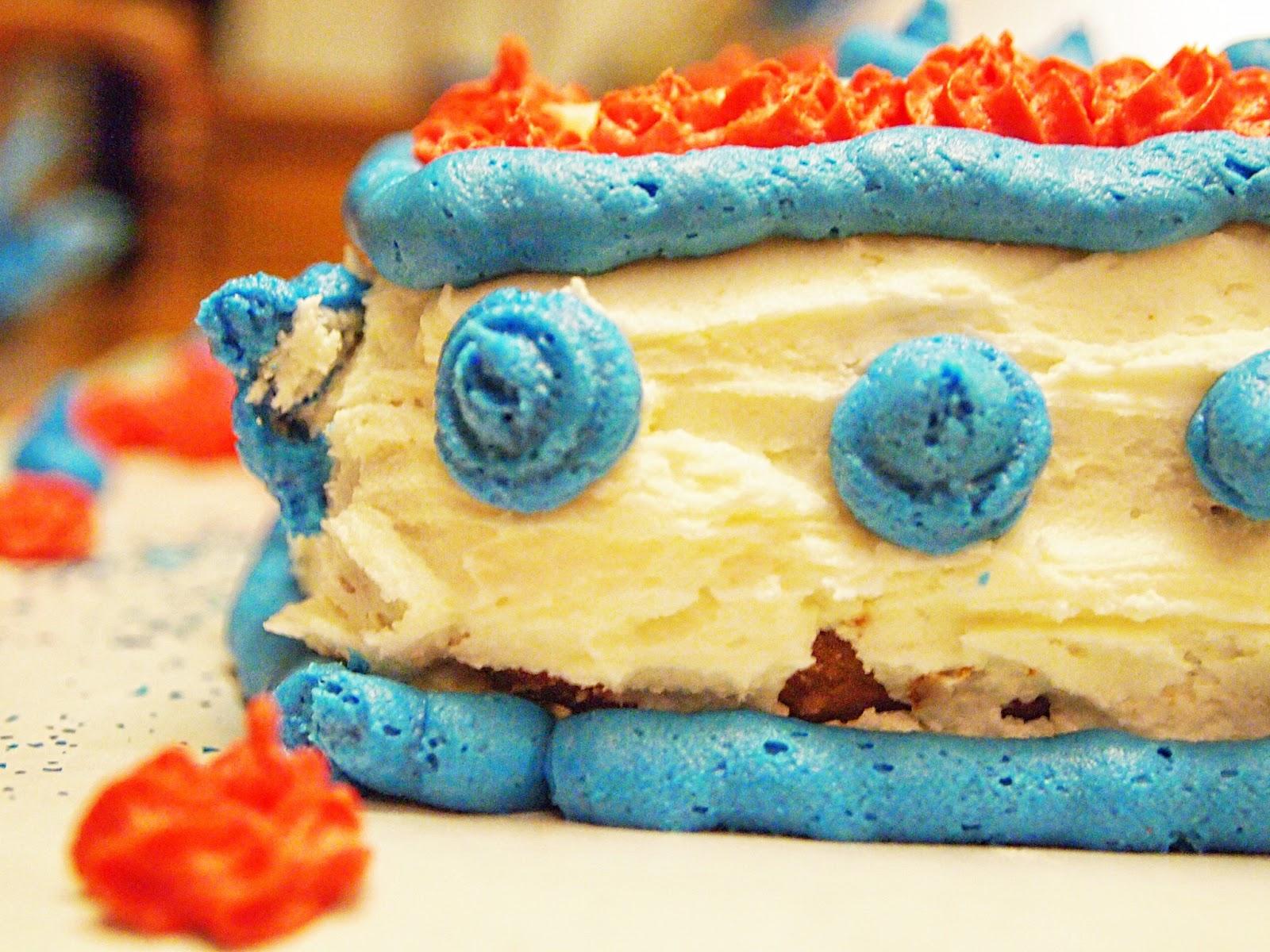 birthday cake macro