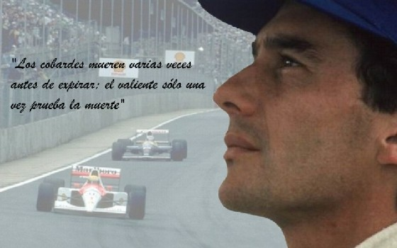 Ayrton Senna - Frases e Pensamentos | Bilibio®