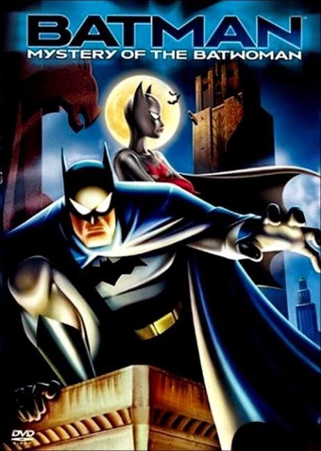 Bí Mật Của Batwoman