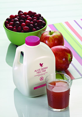 Aloe Berry Nectar (034), nước uống dinh dưởng Aloe Berry Nectar 1