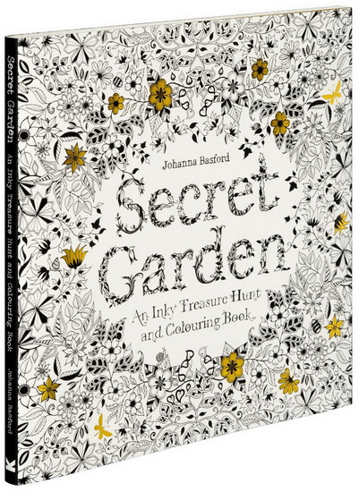 LAUsNOTEbook Secret Garden An Inky Treasure Hunt And