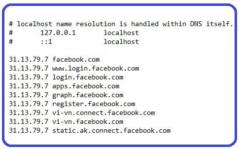 File host facebook tháng 6/2015