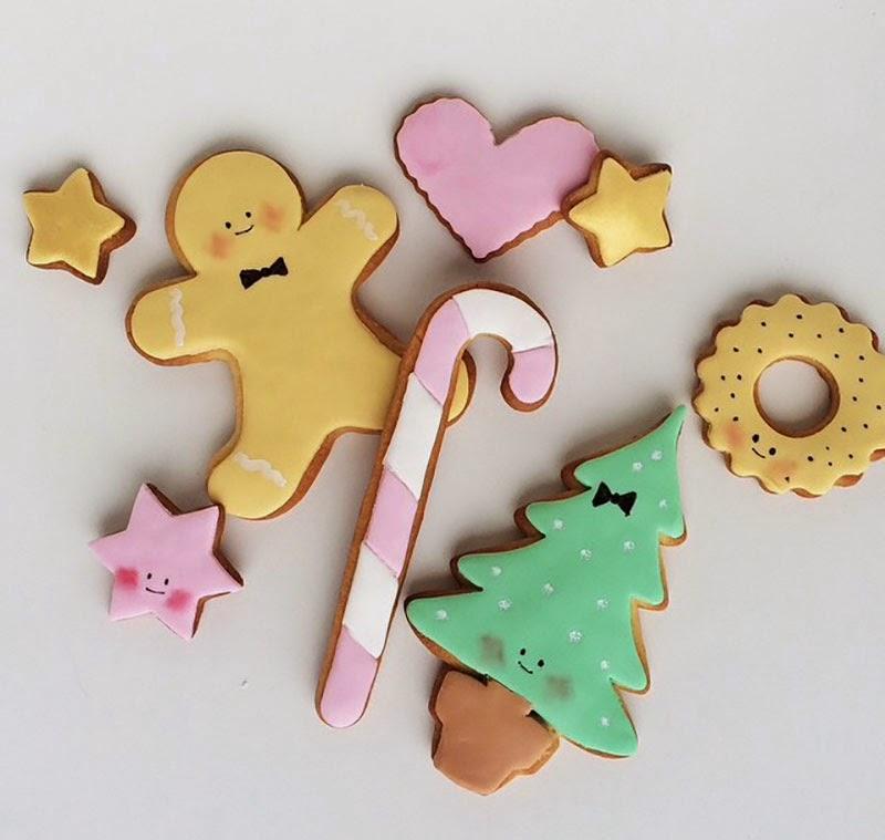 repostería navideña para la mesa de Reyes