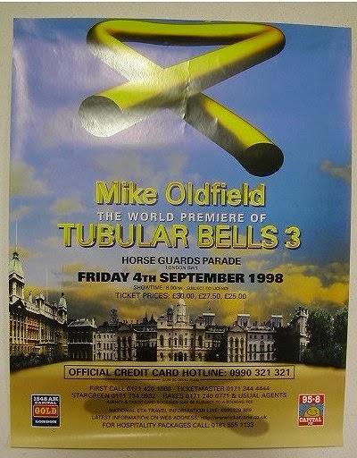 Mike oldfield tubular bells secrets