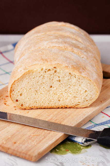 Prosty chleb na drożdżach