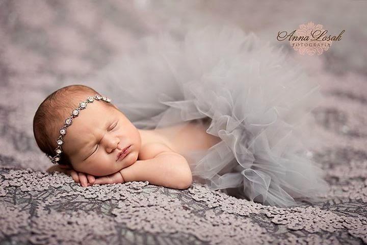 Lea 8 dni - najmłodsza piękność