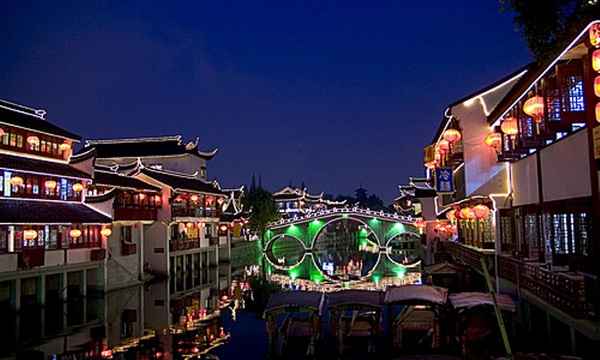 Free trip to Qibao Shanghai with premium beautiful and Biozone online business