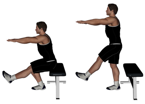 Squat Form | 5 Squat Variations For Lower Body Gains ...