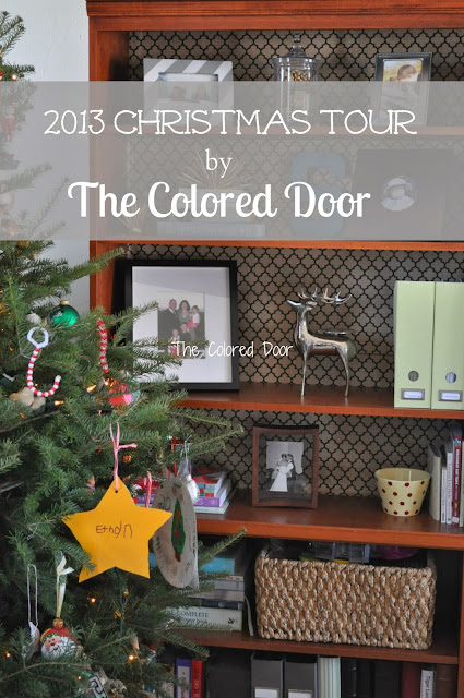Christmas tour 2013- the colored door
