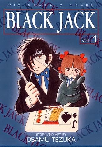 Manga Black Jack Volume Pertama