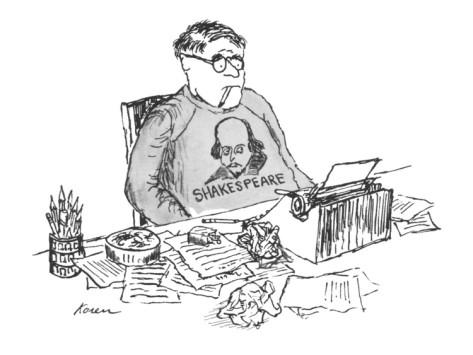 dramaturgy copy writer