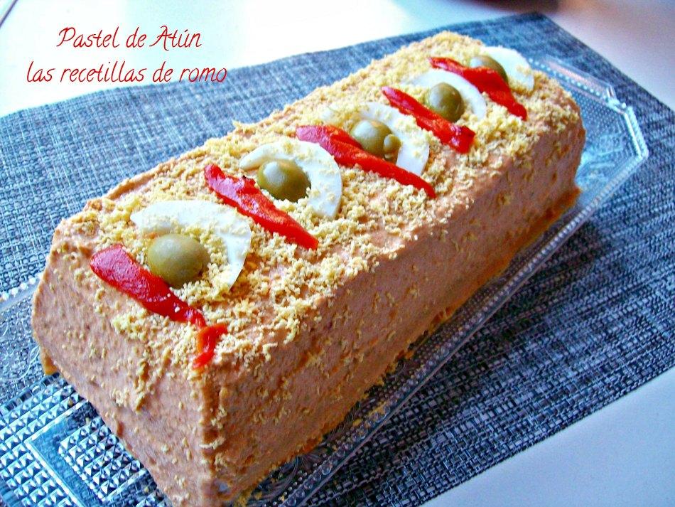 """""""pastel de atún con pan de molde"""""""