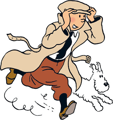 Tintin dan Milo