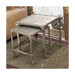Brass Plate/glass Table $166 ( Favorite )