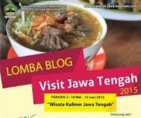 Lomba Kuliner Jateng